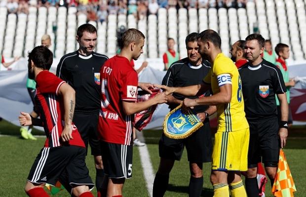 Пермский «Амкар» вышел вчетвертьфинал кубка РФ